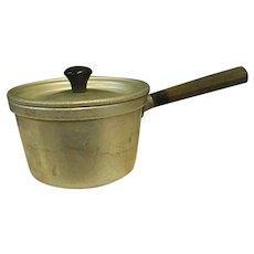 1950s Wear Ever 2 Cup Pan No. 720 1/2