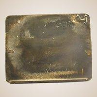 Old Richmond School Furniture Co. Litho Plate Slated Blackboard No. 15