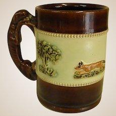 1940s Tally Ho Bourne Denby Mug