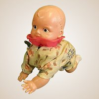 Darling Crawling Baby Wind-Up Toy