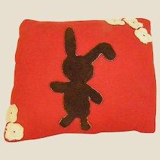 Sweet Little Old Handmade Pillow