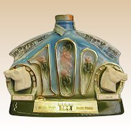Commemorative 100th Kentucky Derby Jim Beam Decanter