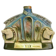Reserve for jps Commemorative 100th Kentucky Derby Jim Beam Decanter