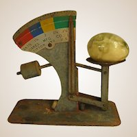 Rustic Oakes Mfg. Egg Scale and Grader