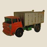 Lesney GMC Tipper Truck