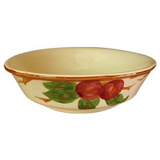Franciscan Apple Round  Open Vegetable Bowl
