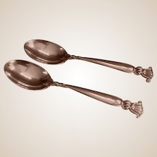 Romance of the Sea Wallace Sterling Tablespoon