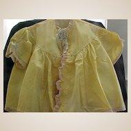 Vintage 1930-40s Bed Jacket
