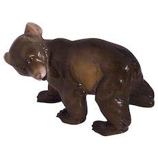 Rosenthal Bear Cub Figurine