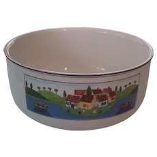 Villeroy & Boch Design Naif Round Vegetable Serving Bowl