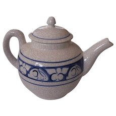 Potting Shed Dedham Rabbits Teapot
