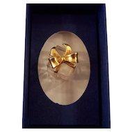 "Swarovski Crystal ""Present"" with Original Box"