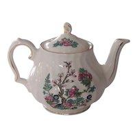 Sadler England Small Indian Tree Teapot