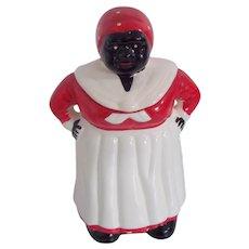 Mammy Cookie Jar Black Americana