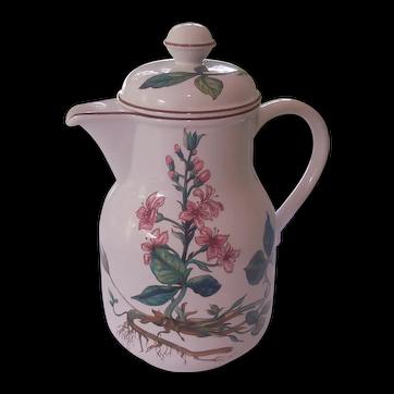 Villeroy & Boch Botanica Coffee Pot Menyanthes Trifoliata - V & B