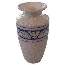 Dedham Rabbits Potting Shed Vase