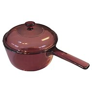 Corning Vision Cranberry 1.5 L Pot