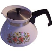 Corning Indian Summer Teapot 6 Cup P-104