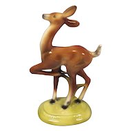 California Artistic Potteries Deer Figurine