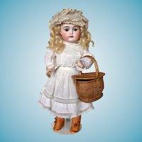 Adorable EARLY Kestner Doll