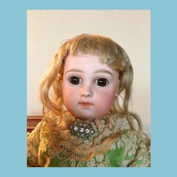 Dearest Antique Portrait Jumeau Doll