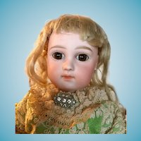 Dearest Antique Portrait Jumeau Doll