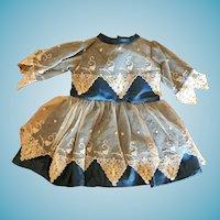 Nice Vintage Doll Dress