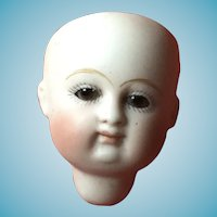 Antique Tiny Kestner Head only To Make an All Bisque Doll