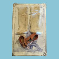 Vintage Doll Shoes and Stockings