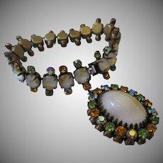 ALICE CAVINESS Bracelet & Matching Earrings