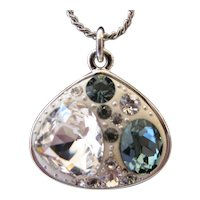 Vintage Swarovski Crystal Necklace
