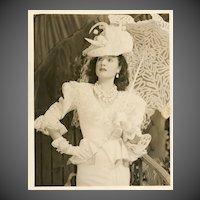 "Ethel Merman in ""Panama Hattie"" 1940"