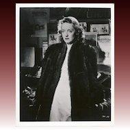 """Bette Davis """"Dark Victory"""" 1939"""
