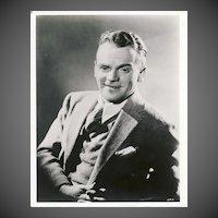 James Cagney 1940's Cinema Lobby Portrait