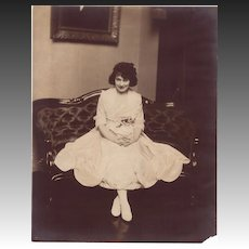 Margaret Paige, Entertainer 1920's