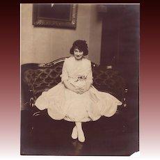 Margaret Paige, Entertainer 1920's