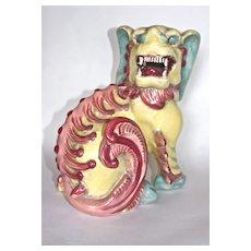 Rare Brayton Laguna Pottery Company Foo Dog