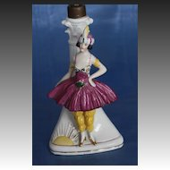 German art Deco Boudoir Lamp 1920's Ballet Russe Dancer