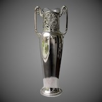 WMF Jugendstil Silverplated Vase