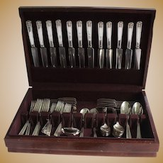 "Holmes & Edwards ""Century"" Formal Luncheon Flatware Service for 12"