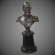 Bust of Oskar II, King of Sweden and Norway