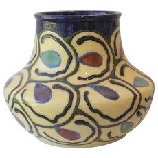 Czech Ditmar Urbach Co. Art Deco Vase
