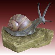 "Cybis ""Monsieur Henri Escargot"" Figurine"