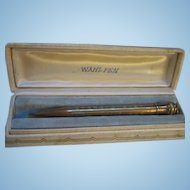Wahl Eversharp Gold Filled Mechanical Pencil Edwardian Chatelaine Original Box