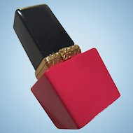 Rare Avon Collectible Nail Polish Trinket Box December 2000