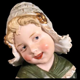 Dutch Girl by Heubach