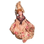 French Doll Candy Box
