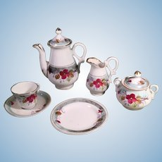 Child's Tea set, 22 pieces