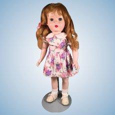 Effanbee Hard Plastic Girl