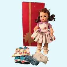 Tiny Terri Lee Original Box & Extra Tagged Outfit